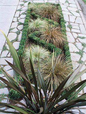 Фантазийное оформление клумб и цветников