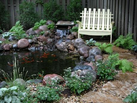 органичная идея организации зоны отдыха