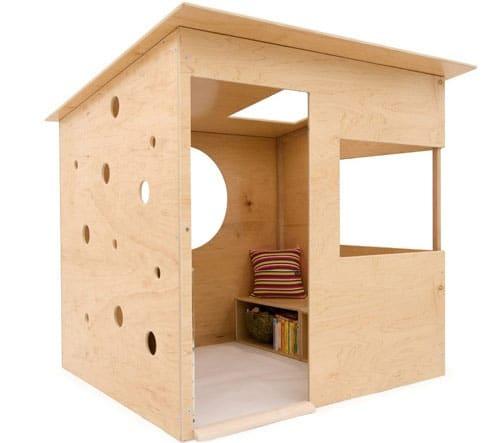 Фанерный домик