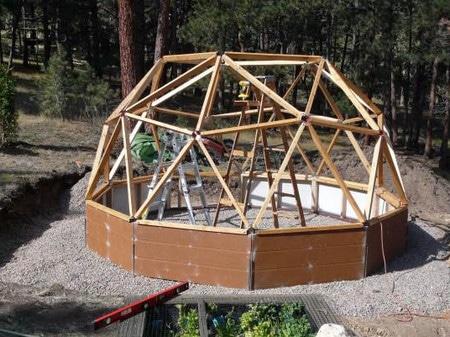 Строим купол
